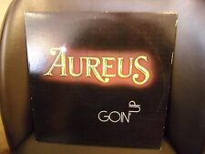 Aureus Goin' Up LP VG+ Signed Sleeve Riff Records 1978