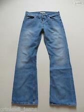 Levi's® 512 Bootcut Jeans Hose W 36 /L 34, RAR ! Faded Washed Denim, Knöpfe ! 52