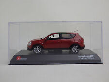NISSAN DUALIS ( QASHQAI ) 2007  Fire Iron Copper  1:43 Jcollection Kyosho NEW