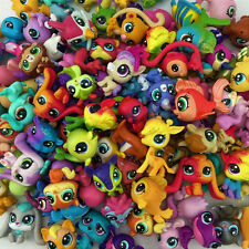 Xmas Gift Random 30pcs Original LPS Littlest Pet Shop Animal Baby Girl MINI toy