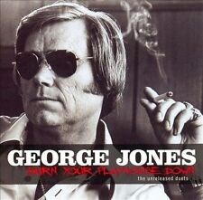 Burn Your Playhouse Down: The Unreleased Duets by George Jones (CD, Aug-2008,...