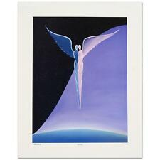 "Steven Lavaggi - ""One Wing"" Limited Edition Lithograph, Hand Signed and Numbered"