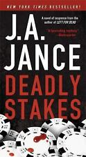 Ali Reynolds: Deadly Stakes No. 8 by J. A. Jance (2013, Paperback)