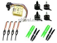 CC3D EVO side 1806 2280KV Brushless Motor 12A simonk ESC for QAV210 ZMR250 ~G89