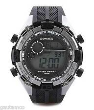Sonata Superfibre Ocean III 77026PP01J Digital Watch For Unisex  77026PP01
