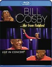 Bill Cosby: Far from Finished (Blu-ray Disc, 2013) FREE SHIPPING