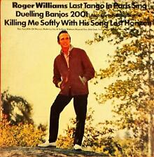 Roger Wiliams Last Tango In Paris Sing Lp Vinyl 33 Giri