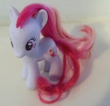G4 My Little Pony Plumsweet Brushable Figure Hasbro MLP FiM Rare HTF