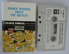 FRANK PURCELL MEETS THE BEATLES UK CASSETTE TAPE
