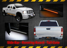 "48"" Chevy Pick Up TRUCK Running Board/Side Step/Turning Signal LED Lights"