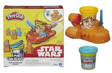SFK Play-Doh Star Wars Luke Skywalker and R2-D2 Can-Heads