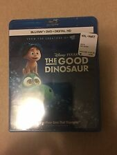Walt Disney/Pixar The Good Dinosaur (Blu-ray/DVD/Digital HD Copy) New