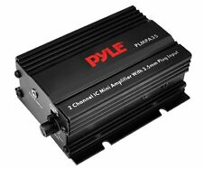 Pyle PLMPA35 2 Channel Car Amplifier 300 Watt Mini Amp