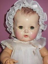 VINTAGE AMERICAN CHARACTER TINY TEARS DOLL ORIGINAL CLOTHING 14""