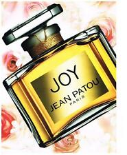 PUBLICITE ADVERTISING  2003   JEAN PATOU   PARIS  JOY  parfum