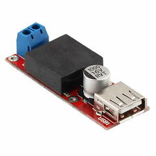 M184 5V USB DC 7V-24V to 5V 3A Step Down Buck KIS3R33S Module For Arduino