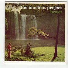 (FC497) The Bluefoot Project, Brave - 2002 DJ CD