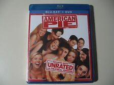 American Pie (Blu-ray/DVD, 2012/1999 film, 2-Disc Set) Brand New and Sealed