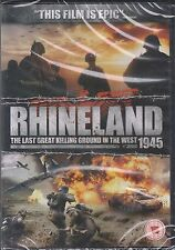 RHINELAND 1945 - The Last Great Killing Ground In The West (NEW/SEALED DVD 2010)