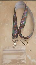 Marvel Heroes Lanyard / Neck Strap for Pin Trading inc. Waterproof Holder