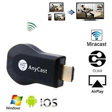 TV Dongle 1080P HDMI Wireless DLNA/iOS WiFi Display Adaptor for iphone 7 6 5 PC