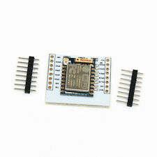 ESP8266 ESP-07 WIFI Transceiver Wireless Module + Breadboard Adapter ARDUINO IDE