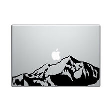 Everest Decal for Macbook Pro Sticker Vinyl mac air 11 13 15 apple mountain peek