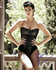 """Morena Baccarin 8""""x 10"""" Hot! Signed Color PHOTO REPRINT"""