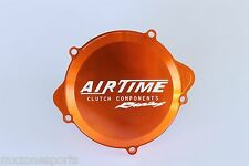 AIRTIME NEW CNC BILLET CLUTCH COVER  KTM 85SX (2003-2016)-ORANGE