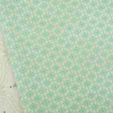 Evergreen Let It Snow Marshmallow Blue Fabric / quilting Moda tiny snowflake dot