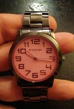 Vintage Bethoven ladies watch, running with new battery NR