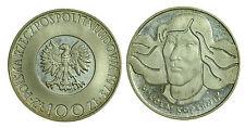pcc1234_2) POLONIA POLAND 100 ZLOTYCH 1973