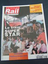vie du rail 1998 2657 IRUN  BILBAO Eusko Pullman SAINT Dié FOUDAY éPINAL