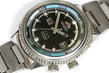 Orient automatic King Diver 0104904EA watch for restore