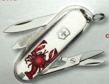 Victorinox Classic SD LOBSTER Original Swiss Army Knife 56487 NEW! Authentic!!