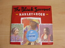 "The Black Sorrows: Harley + Rose  7"": 1990 UK Release: Picture Sleeve"