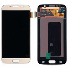 OEM GENUINE FULL LCD ASSEMBLY Touch Digitizer Screen For Samsung Galaxy S6