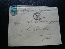 FRANCE - enveloppe 1882 (cy34) french