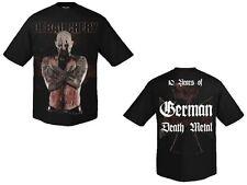 Debauchery - 10 years of German Death Metal-T-SHIRT-taglia size L-NUOVO