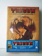 TRIGUN collector's edition BOX 2 [2xDvd]