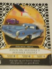 SORCERERS OF THE MAGIC KINGDOM: #63 FINN McMISSILE LIGHTNING CARD