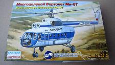 "Mi-8T ""Aeroflot"" Multi-purpose Helicopter  1/144 Eastern Express  # 14505 NEW!!!"
