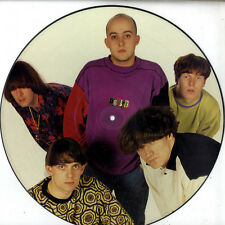 """INSPIRAL CARPETS - PEEL SESSIONS - 12"""" PICTURE DISC VINYL NEW UNPLAYED 1991"""