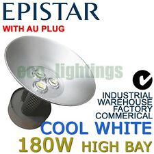 LED 180W High Bay Lighting Light Lamp Warehouse Industrial Factory Commercial