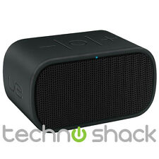Logitech UE Ultimate Ears Mini Boom Bluetooth Speaker Black / Black