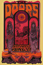 The Doors Classic Rock Art POSTER 24x36