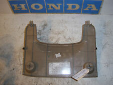 2004 Honda Civic 2dr coupe EX driver side dash lower panel fuse cover tan