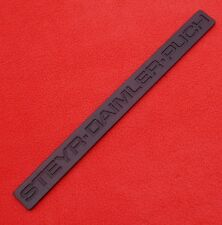 MERCEDES G GE GD Steyr Daimler Puch Emblema Adesivo Emblema Sticker Badge w460 w461