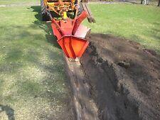 Grabenfräse Dondi für Bagger Radlader Unimog Traktor etc. hydraulisch