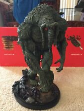 Man-thing Statue New from 2005 Bowen Designs Marvel Comics 831/1000 HORROR 13in